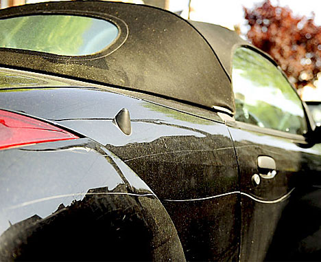 How To Get Rid Of Scratches On Car Exterior